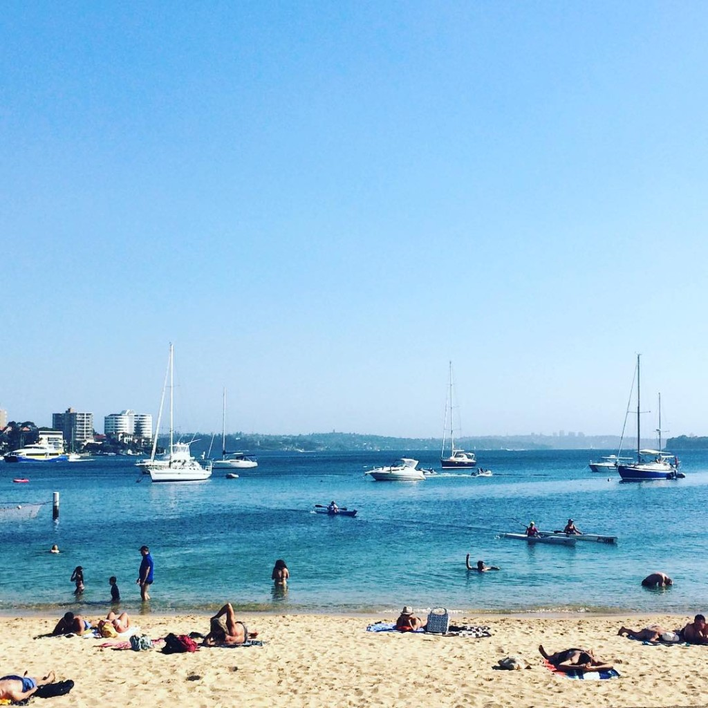 Manly Cove Sydney