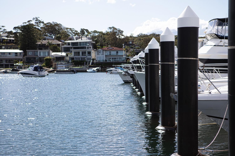 Burraneer Bay Marina Berth
