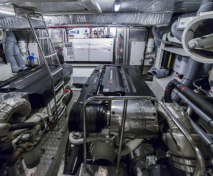 Volvo Penta IPS1200 Diesels