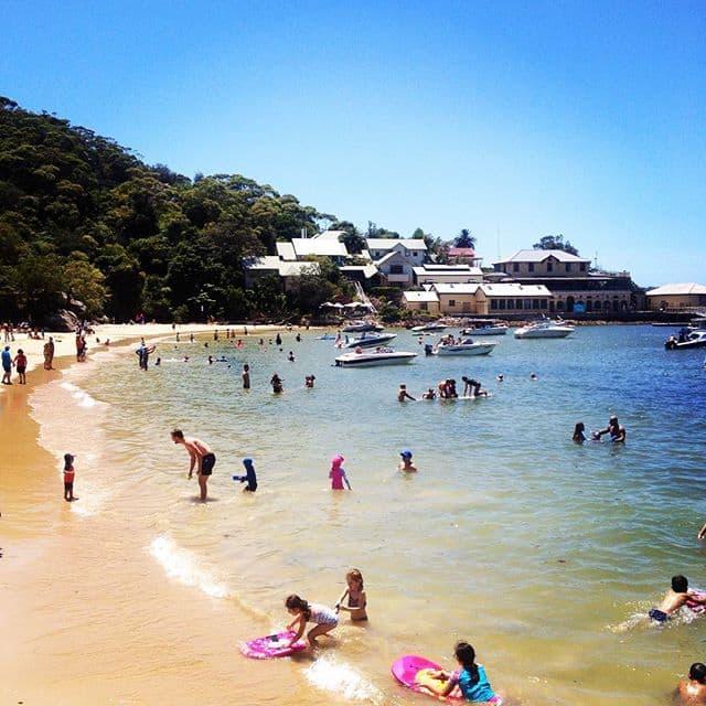 Clifton Garden - Sydney Harbour
