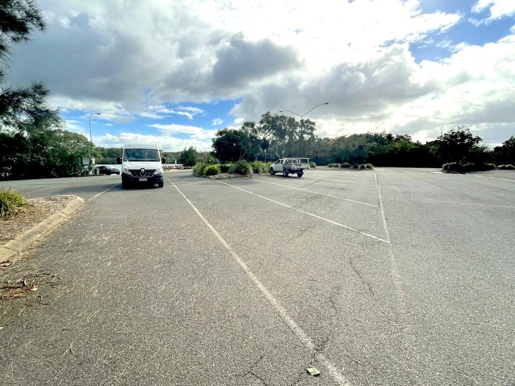Jabiru Island Parking