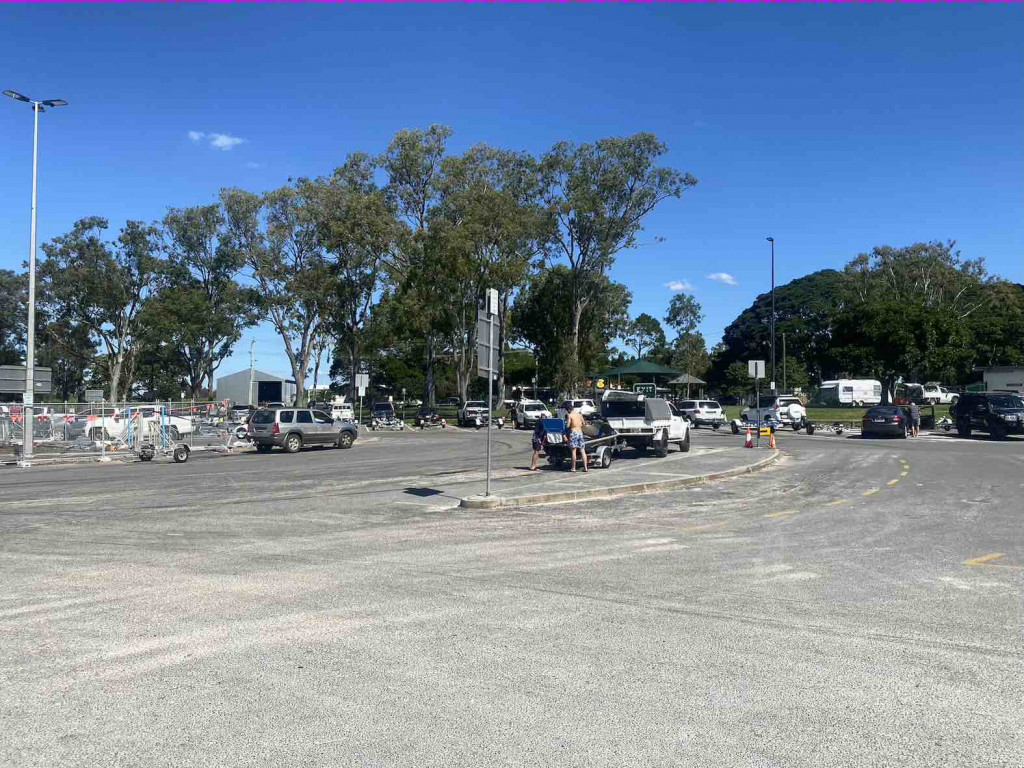Jacobs Well Parking