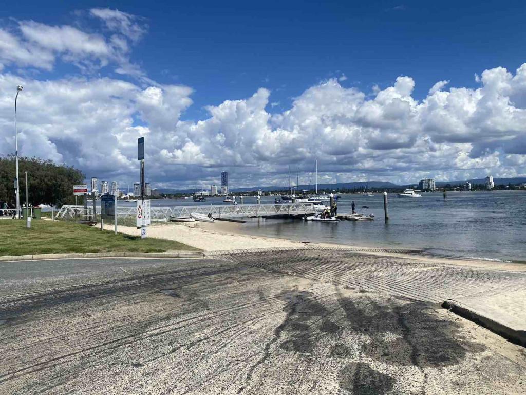 Main Beach North Boat Ramp
