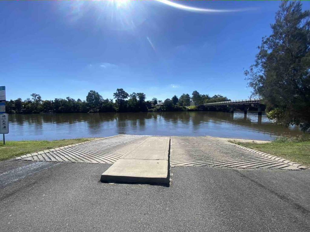 Watersports Lane Boat Ramp