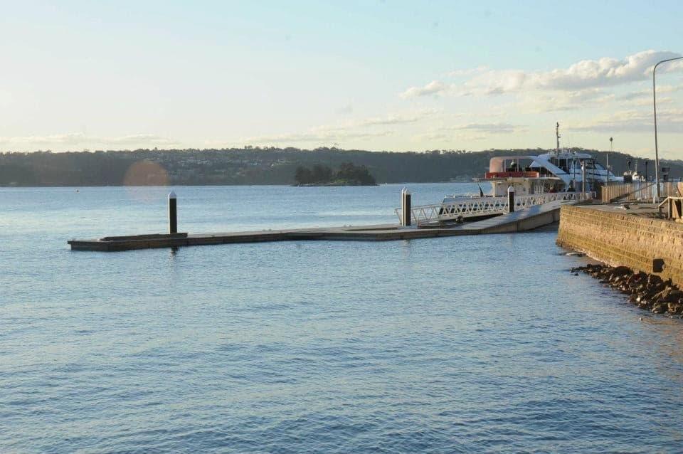 Rose Bay Boat Ramp