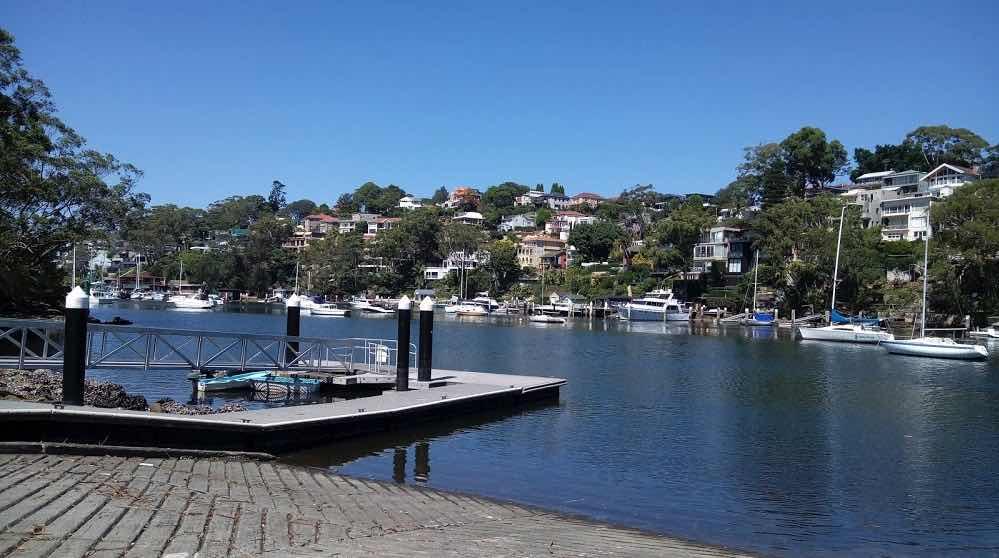 Tunks Park Boat Ramp