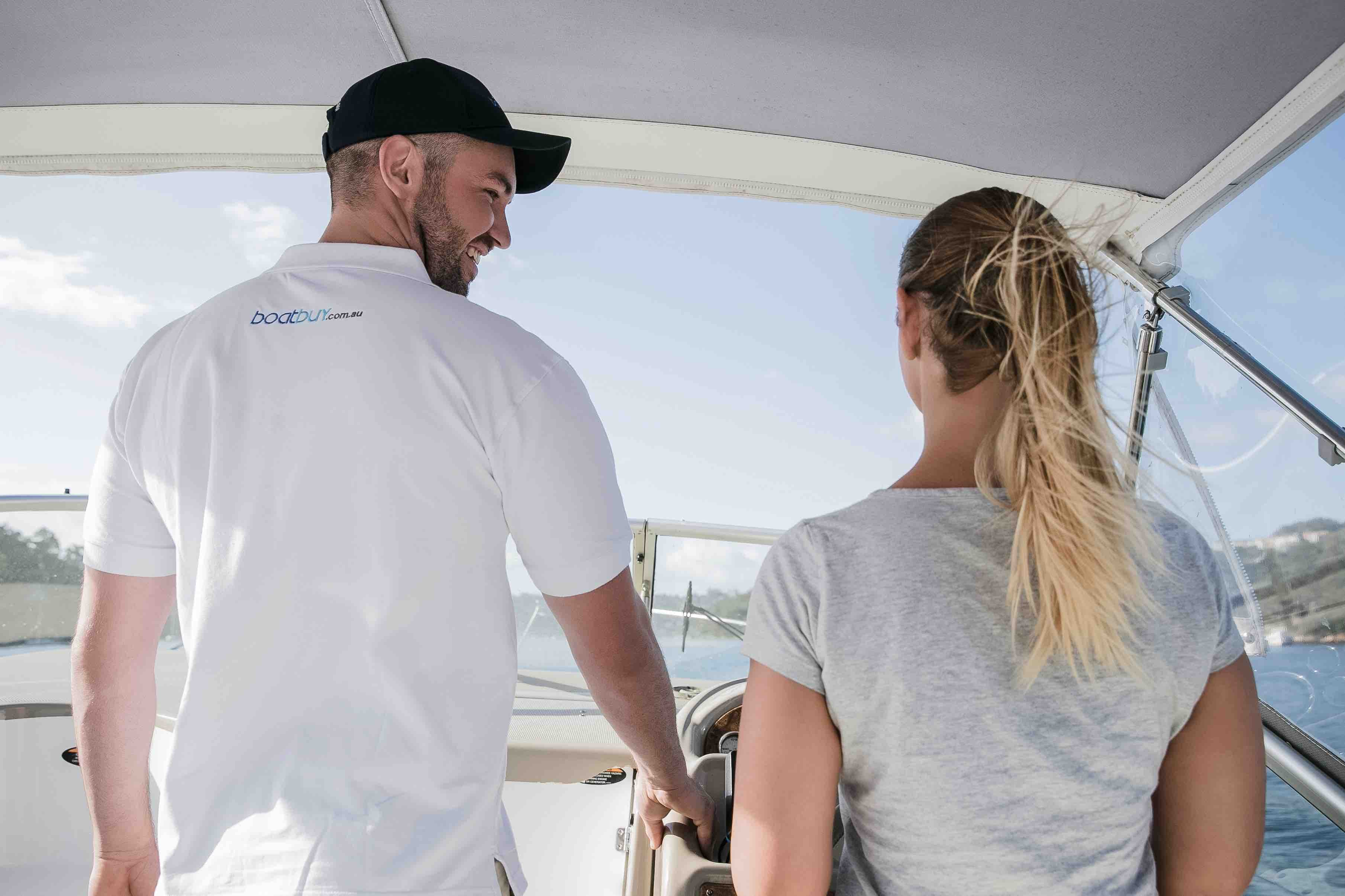 boat lesson boatbuy