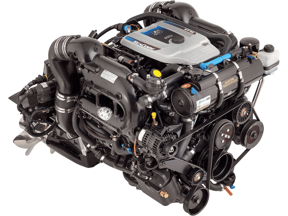 Mercury Mercruiser 5.0L Engine